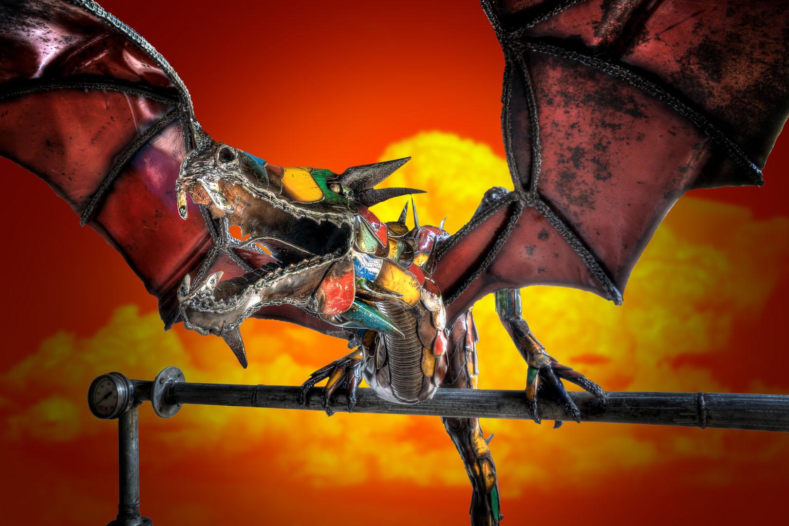 Dragon Intense