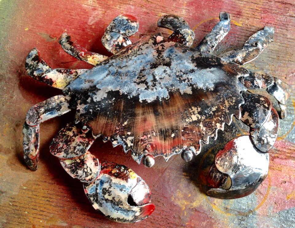 Mossy Crab