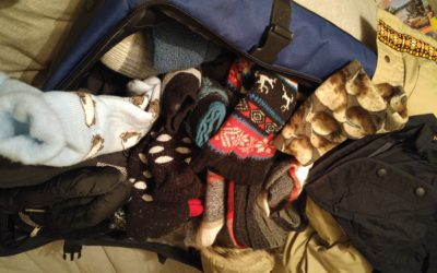 Packing…..