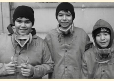Robert, Daryl & Andrew