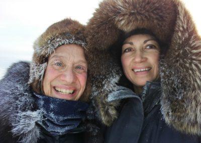 Elisabeth and I (Amanda)