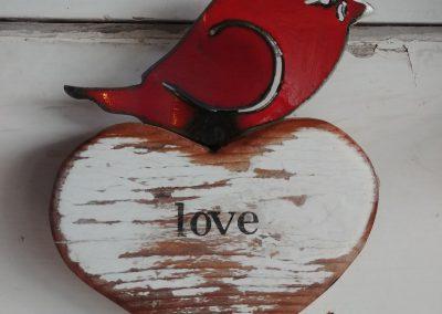Love Bird Block